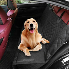Waterproof Dog Car Seat Cover Hammock for Cat Pet Suv Van Back Rear Bench Ln