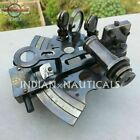 Working Style SEXTANT Ship Nautical Style Solid KELVIN & HUGHES Antique Brass
