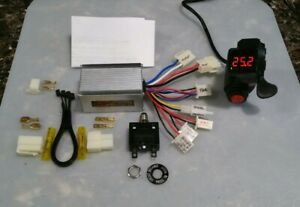 Razor Power Core E100 Throttle and Controller Variable Speed Kit - A Must Have