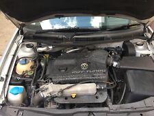 VW GOLF MK4 1.8 20V TURBO AGU ENGINE,GEARBOX,LOOM,ECU COMPLETE.