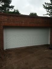 CHEAP NEW ELECTRIC INSULATED ROLLER SHUTTER GARAGE DOOR