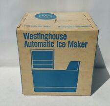 NEW - Westinghouse Automatic Ice Cube Maker Kit for Refrigerators