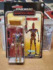 Star Wars The Mandalorian IG-11 The Black Series Credit Collection Game Stop NEW