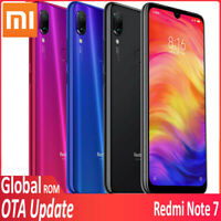 "Xiaomi Redmi Note 7 6.3"" Snapdragon 660 Octa Core 48MP 4000mAh MIUI10 Phone"
