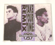 Mantronix - 3-Track-CD - Take Your Time (Remix) - Capitol Records 560-20 39092