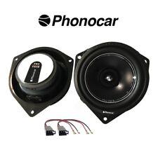PHONOCAR Kit 2 casse 13cm GRANDE PUNTO con ADATTATORI e SUPPORTI > POSTERIORI