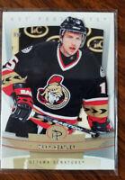2006-07 fleer hot prospects hockey #68 Dany Heatley Ottawa Senators