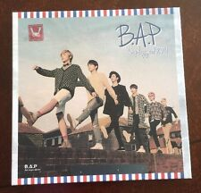 BAP Unplugged 2014 Album / KPOP K-POP B.A.P CD yongguk daehyun himchan zelo