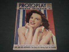 1942 JULY PHOTOPLAY - MOVIE MIRROR MAGAZINE - JUDY GARLAND COVER - FLAG - M 119