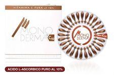 Monoderma C10 10% Vitamin C Pura 28 Capsulas - 1st Class Shipping