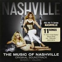 The Music Of Nashville: Original Soundtrack - Various Artists (NEW CD)