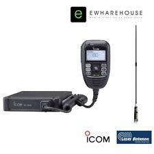 ICOM IC450 (PREVIOUS MODEL IC440N) 80CH 5W UHF CB RADIO with LASER 416R