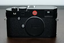 Leica M-240 24 MP - Black Paint -  Excellent Condition w/ extra battery
