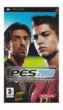 Pro Evolution Soccer 2008 (PSP), Very Good Sony PSP, Sony PSP Video Games