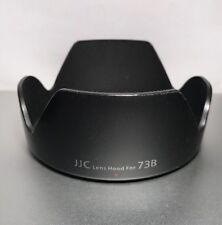 JJC EW-73B Lens Hood for Canon EF-S 17-85mm f/4-5.6 IS & 18-135mm f/3.5-5.6 IS