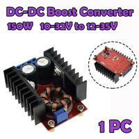 150W DC-DC Boost Converter 10-32V to 12-35V Step Up Charger Power Module New
