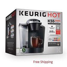 Keurig K55 Classic K-Cup Machine Coffee Maker Brewing System | BLACK | BRAND NEW