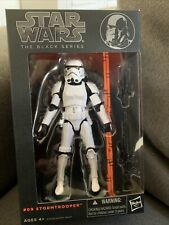 Star Wars Black Series Orange 2013 Stormtrooper #09, NIB - mint!