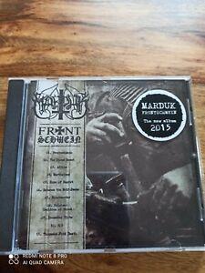 MARDUK - Frontschwein CD (Dark Funeral Naglfar Setherial Watain)