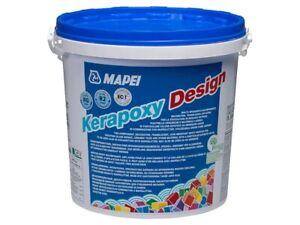 Kerapoxy Design Mortar Epoxy Decorative For Leaks 165 Red Cherry 3 KG