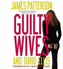 Guilty Wives by James Patterson and David Ellis (2012, CD, Unabridged)