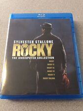 Rocky: The Undisputed Collection Box-Set (Blu-ray Disc, 2009, 7-Disc Set)