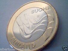5 euro 2013 FINLANDIA Suomi Finland FINLANDE Finnland Karelia Imatra Финляндия