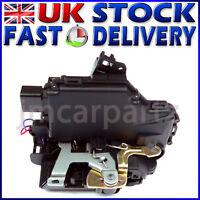 FRONT LEFT Door Lock Mechanism compatible with VW GOLF 4 MK4 BORA PASSAT B5