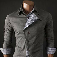 New Juicytrendz Collection of Men's Slim  FIt Dress Casual Shirts