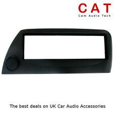 FP-07-03 BK Ford KA 1996-08 Black Car Stereo Single Din Facia Fascia Panel /& Key
