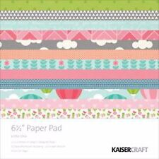 Little One Collection 6.5 inch Paper Pad Scrapbook Kit Kaisercraft NEW, PP974