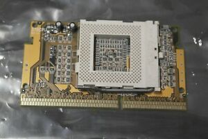 CPU Converter Adapter Intel Slot 1 socket 370 Slotket adaptor  single jumper