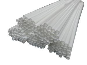 White Plastic Cake Dowels Stirrers Sticks 38cm poles sticks, variety of packs