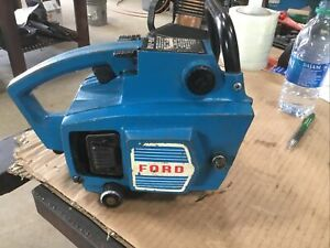 Vintage Ford Chainsaw