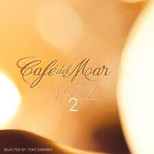 Cafe Del Mar Jazz Volume 2 (CD, NEW, 12 tracks )