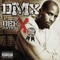 Dmx - The Definition Of X: Pick Of The (NEW CD)
