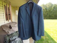 IZOD Navy Blue Size 46 Regular Blazer Suit Jacket