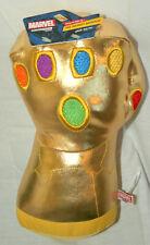 Marvel Comics Avengers Thanos Infinity Gauntlet Plush Light Up Dog Toy New NOS