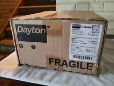 3BU95B Dayton Cast Aluminum Fixed Nozzle 100 to 240V Automatic Hand Dryer NIB!
