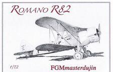ROMANO R82 FGMmasterDUJIN 1/72 réédition DUJIN