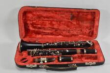 g28v77- Klarinette Arthur Uebel mit Koffer