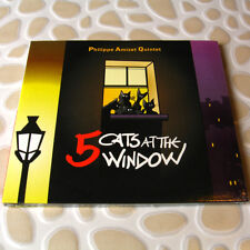 Philippe Amizet Quintet - 5 Cats At The Window FRANCE CD NEW Cristal Jazz #49-4