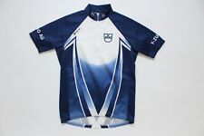 SMS Santini Cycling Jersey Men's Size L Made In Italy