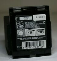 Big Eyes 01 Luminous Brown Palette of eye Shadow  by Eyestudio PR206 013