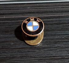 BMW Knopf Logo emailliert 50er Jahre Hakenschrft ALT+ORIGINAL - Maße 10mm