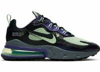 Nike Air Max 270 REACT COS Black Mens Running Shoes Sneakers CT1617-001 SIZE 10