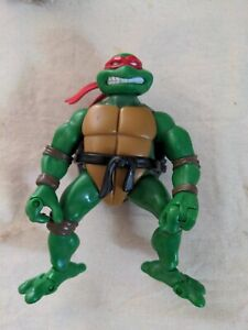Raphael SWAT Attack Pack TMNT Ninja Turtles Action Figure 2003 Playmates Raph