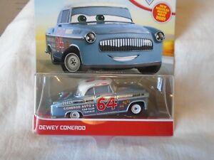 Disney Pixar Cars - Dewey Conerod - 2021 release - Metal Collection