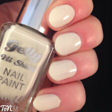 BARRY M gelly hi-shine nail paint polish in cream soda - 10ml