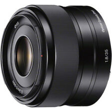 Sony SEL35F18 - 35mm f/1.8 Prime Fixed E-Mount Lens